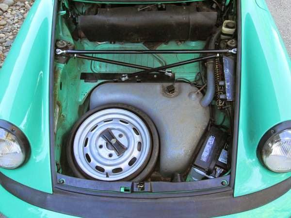 1974 Porsche 911s Carrera Coupe Auto Restorationice