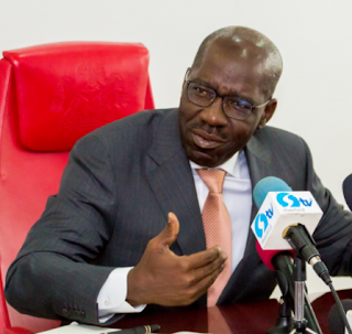 Obaseki begs for support to reintegrate victims of human trafficking