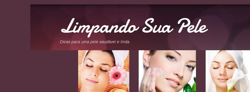 Limpando sua Pele