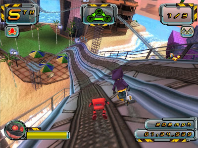 Crazy Frog Racer Full game