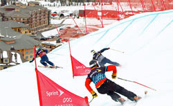 The Canyons Resort will host the U.S. Snowboarding Grand Prix