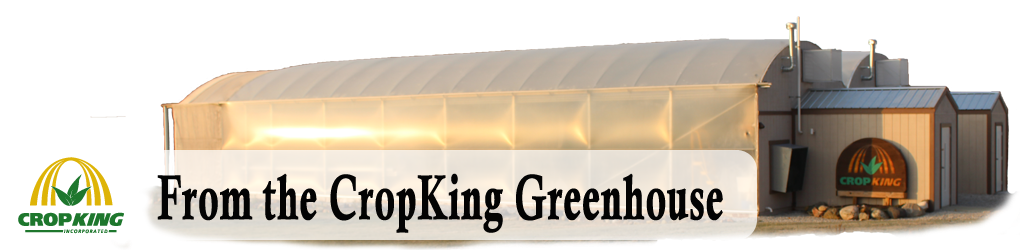 From the CropKing Greenhouse
