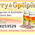 Tempahan Design Blog 'Optiberry & Optiplus'