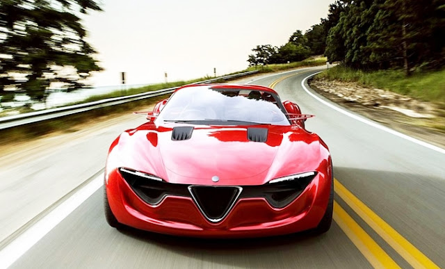 2016 Alfa Romeo 6C Concept Release Date