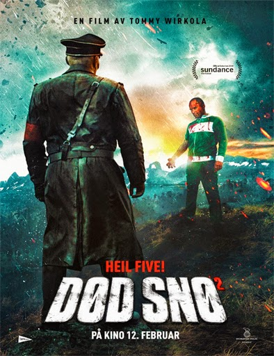 Ver Dead Snow 2: Red vs. Dead (Død Snø 2) (2014) Online