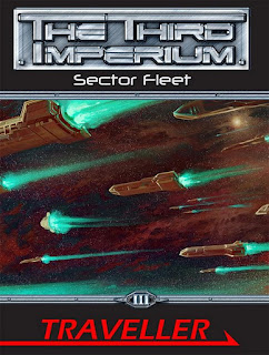 Cover of Sector Fleet from Mongoose Publishing. Used completely without permission