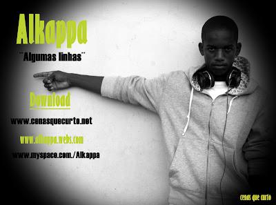 Rap Angolano - Algumas linhas e a nova musica do rapper Alkappa