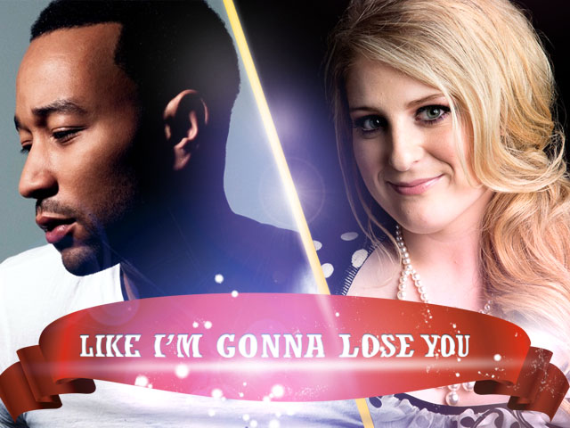 Like I'm Gonna Lose You Fan Album Cover