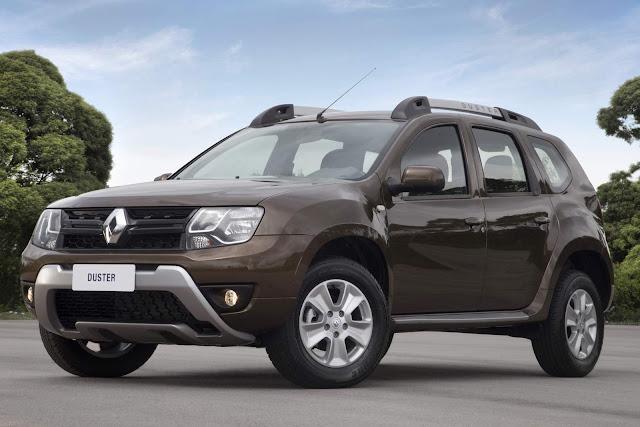 Renault Duster Dynamique 2016