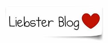 Liebster-blog díj Ágitól