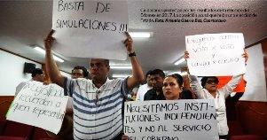 """Politólogos alertan que el 1 de julio se juega estabilidad del país por posible """"elección de Estado"""