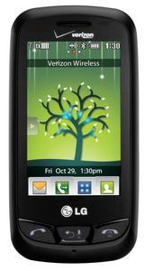 Verizon LG Cosmos Touch announced