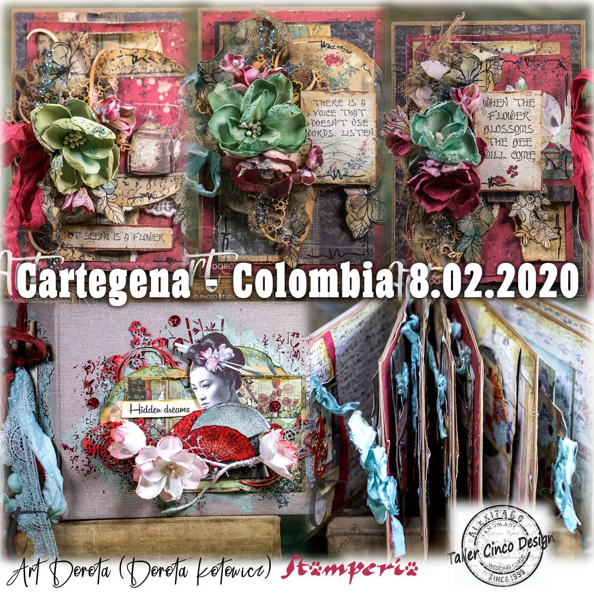Cartagena 8-9.02,2020
