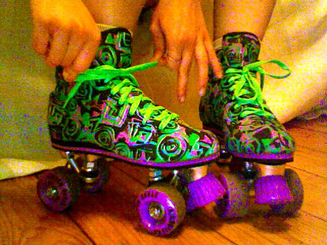 Cool Roller Skates Girls