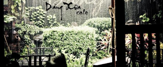 Cafe Dáng Xưa - Những quán cafe sân vườn đẹp tại Sài Gòn