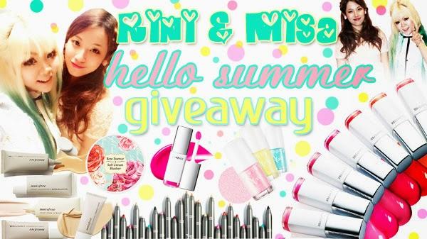 http://www.misaraisu.com/2014/05/hello-summer-giveaway.html