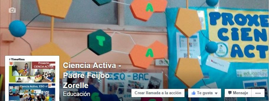 Facebook-Ciencia Activa