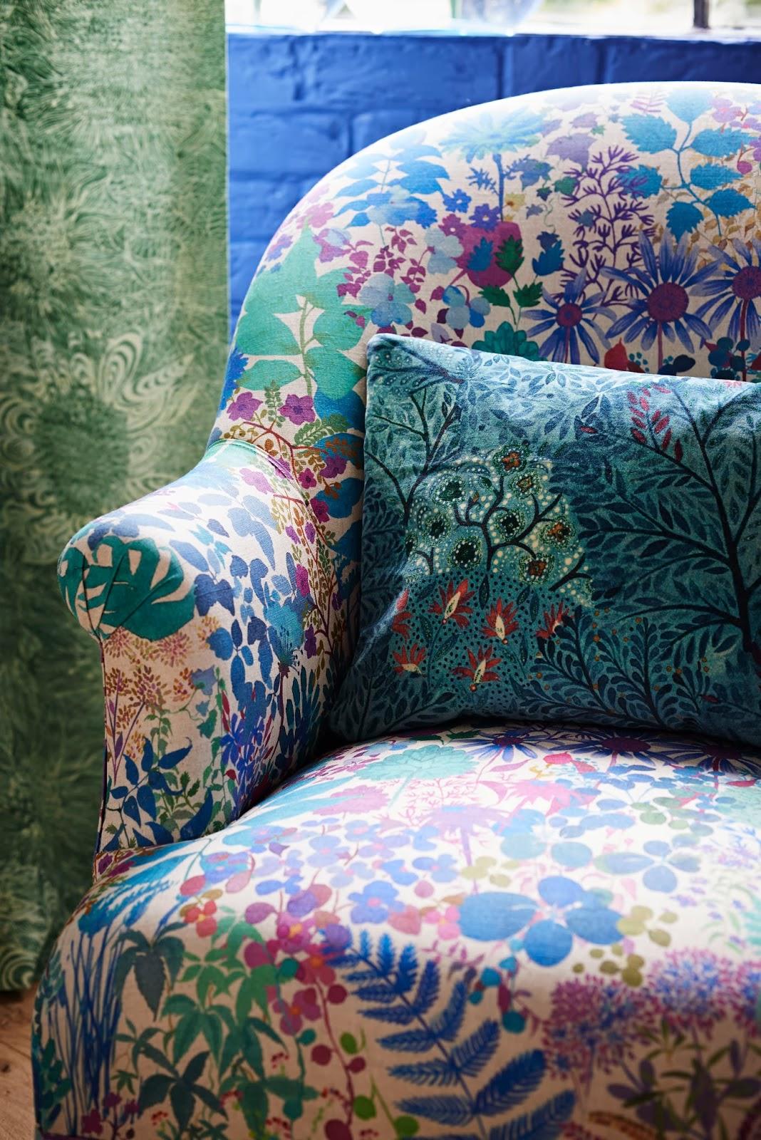 Kitchen Chair Cushions Fabrics