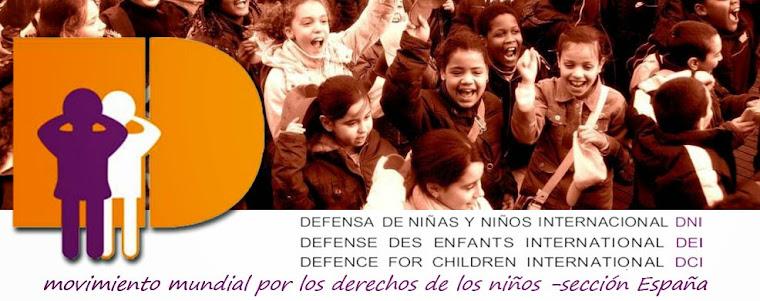 Defensa de Niñas y Niños Internacional, España