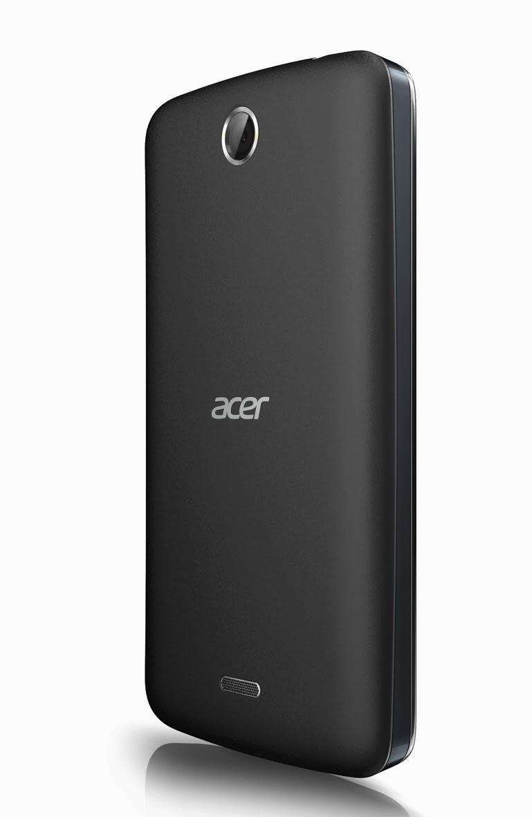 Smartphone Acer Liquid Z3 Duo Noir