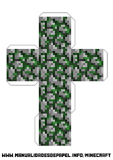 Crear bloque minecraft de musgo