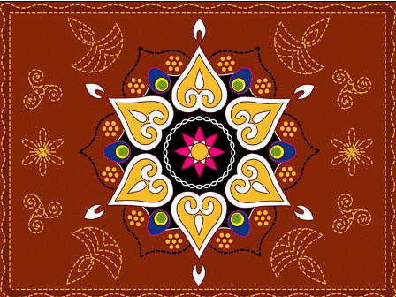 Top Karva Chauth Rangoli Design Images for Free Download
