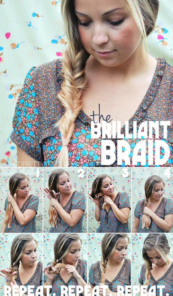 Hair Braids Tutorial
