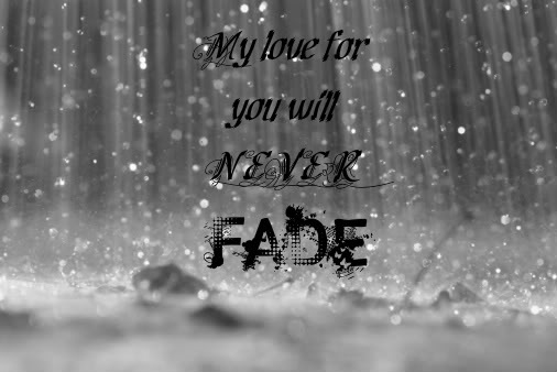 my love for you  Rain Quotes Wallpapers