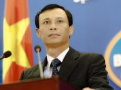 Foreign Ministry Spokesperson Luong Thanh Nghi
