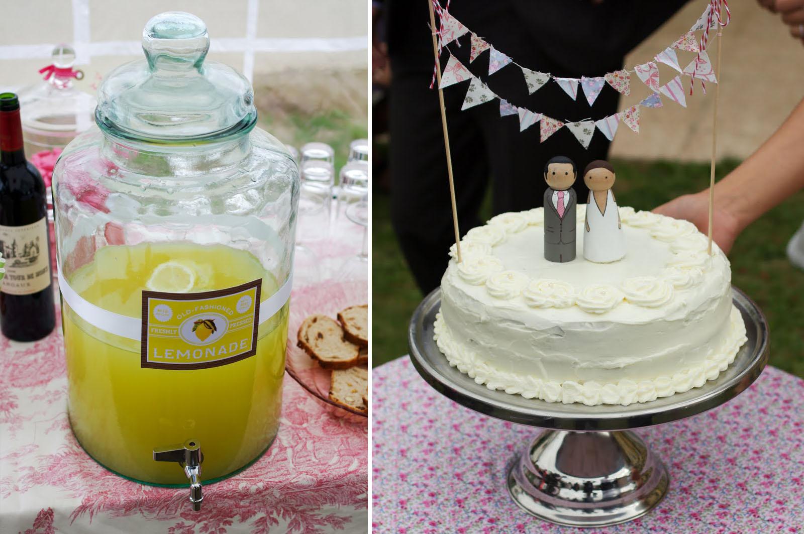 Mariage Garden Party - Le Candy Bar  Kit Anniversaire Décoration ...