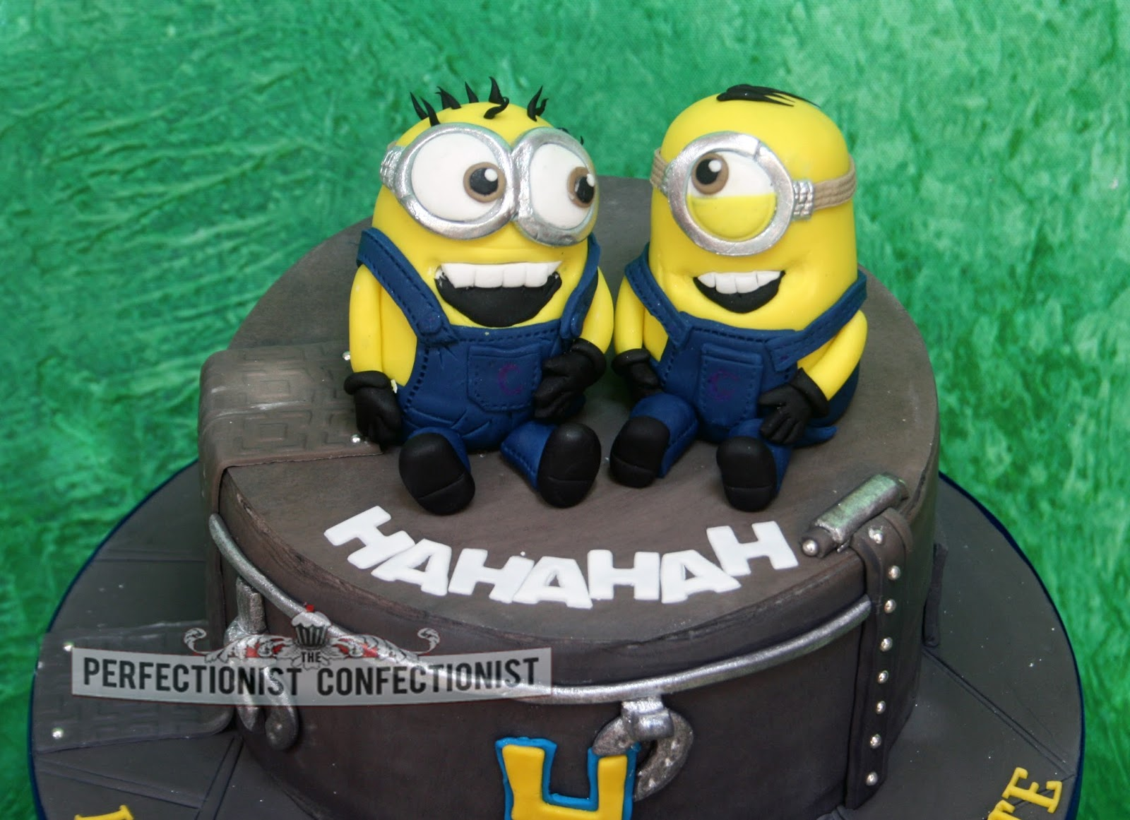 Birthday Cake Images Minions ~ The perfectionist confectionist charlotte minion birthday cake