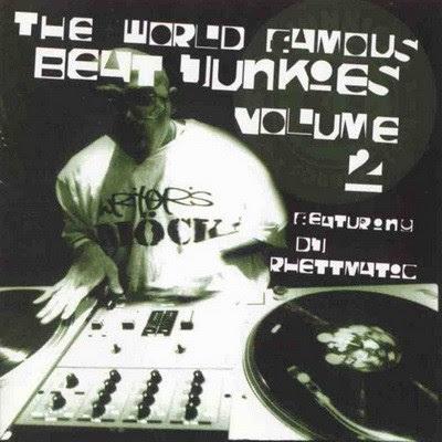 DJ Rhettmatic - The World Famous Beat Junkies Vol. 2 (2CD) (1998)