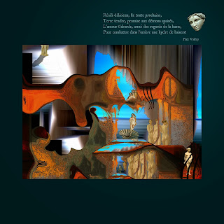 Paul Valéry -- Anne - Album de vers anciens