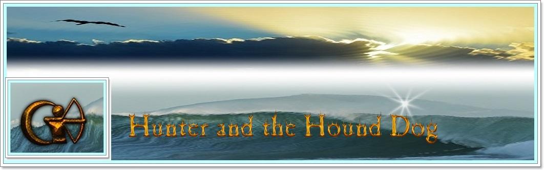 Hunter and the Hound Dog