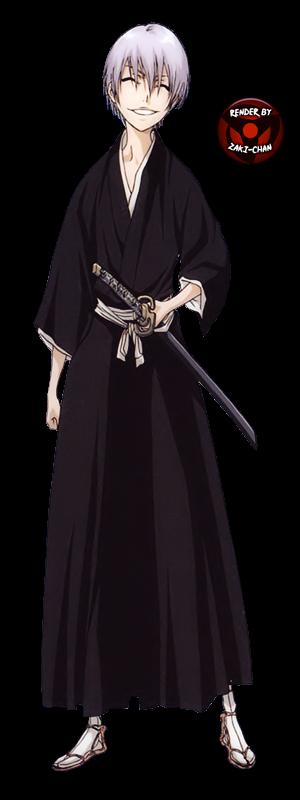 render Gin Ichimaru