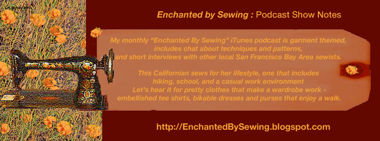 Enchanted By Sewing PODCAST