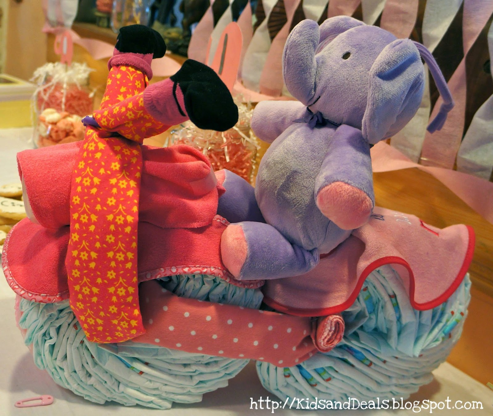 Elephant Themed Baby Shower: Kids And Deals: Elephant Themed Baby Shower