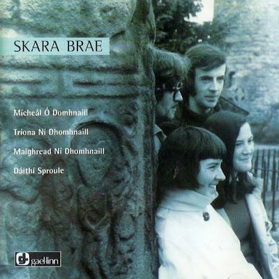 Skara Brae - Skara Brae 1971 (Ireland, Celtic Folk)