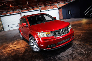 2016 Dodge Journey SRT6