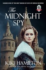 THE MIDNIGHT SPY (Book One)