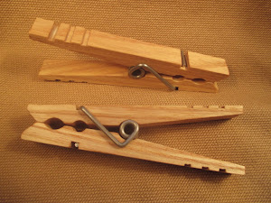 Still in Stock!<br>Check Out Our<br>Two-Clothespin<br>Sample Packs