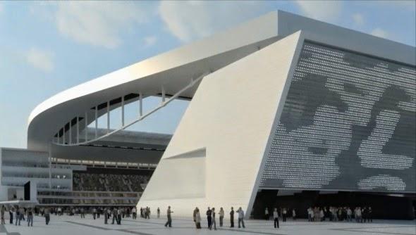 Mundial 2014 Estadio Arena