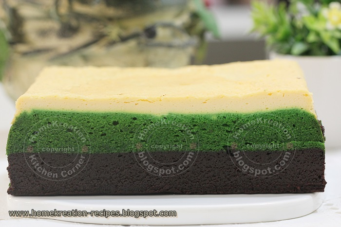 Belacan Cake Recipe