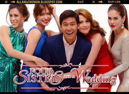 Four Sisters And A Wedding Synopsis Tbrb Info