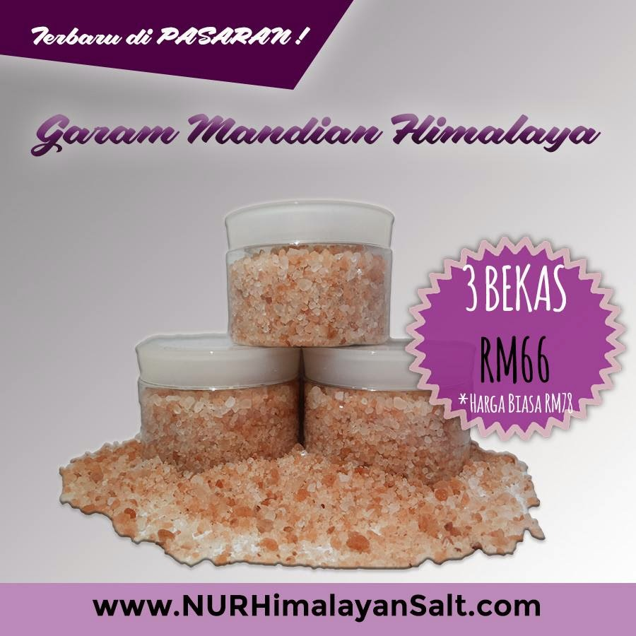 Promosi Garam Mandian