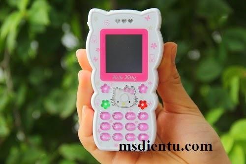 Mặt trước Điện thoại Mèo Hello Ketty  K689