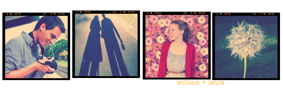 William + Laura