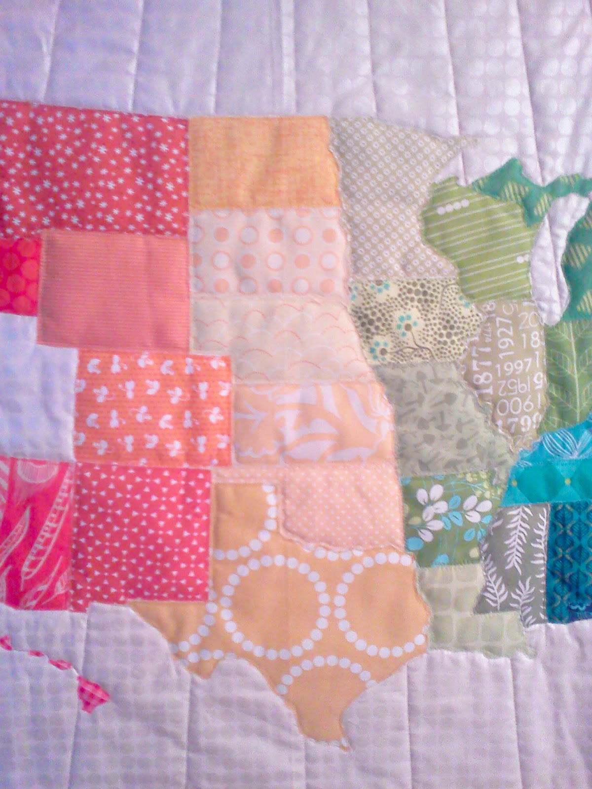 Crazy Old Ladies Quilts: Project --- ??? : quilts usa - Adamdwight.com