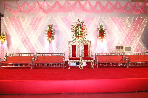 Hall Decoration For Wedding