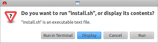 Install MacBuntu di Ubuntu 12.04 LTS - Pilih Display untuk mengedit